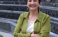 Photo: Lisa Tong (唐) Parola Gaynier, M.A., CDP founder and principal of creativechange.biz